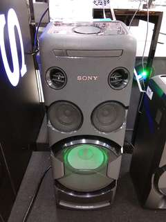 DP 0% Sony MHC-V50D Kredit Tanpa Kartu Kredit