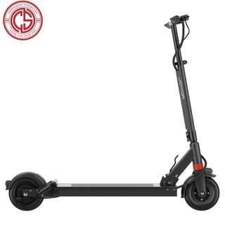 Dual Suspension 8 Inches Electric Scooter
