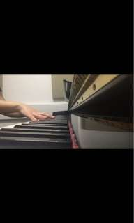 Piano lessons for kids/adults