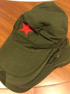 Vietnam Green Cap