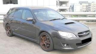 Subaru Legacy 2.5cc turbo