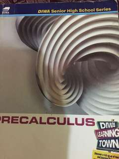 PreCalculus for Grade 11