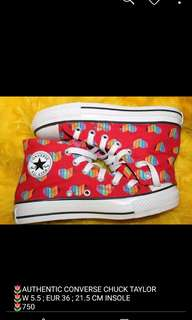 FREE SHIPPING AUTHENTIC CONVERSE CHUCK TAYLOR