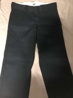 Dickies slim straight