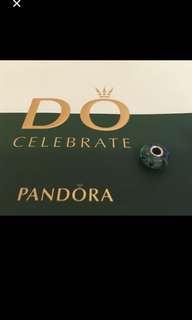 Pandora Charm ,二手,小花。👍😆冇盒。