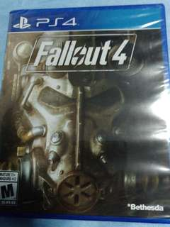 Brand New & Sealed Fallout 4