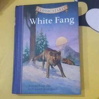 White Fang (Dongeng Anak Inggris)