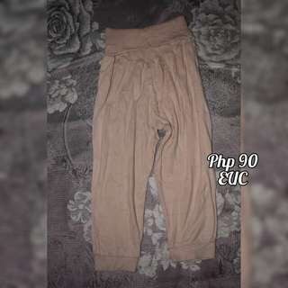 Kids cotton pants