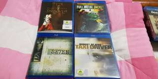 Assorted blu ray part 2