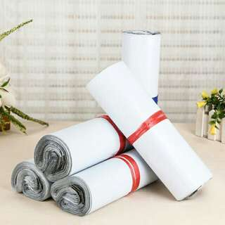 S-XL High Quality White Polymailer