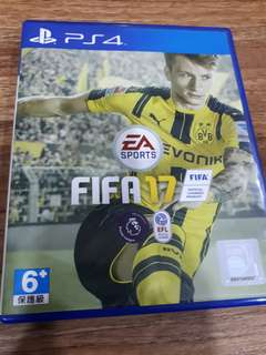 PS4 Fifa 17 R3 (free postage)