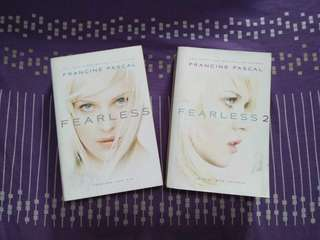 Fearless and Fearless 2 by Francine Pascal