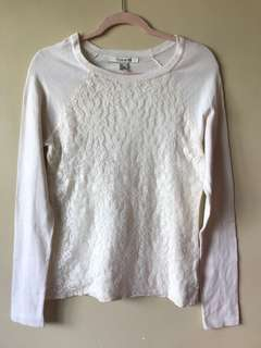 Forever21 lace sweater