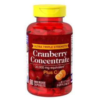 Ultra Triple Strength Cranberry Plus C #PayDay30