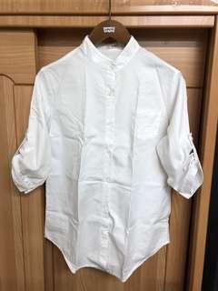 白色襯衫💐#一百元好物