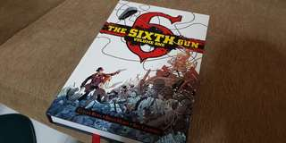 The sixth gun volume 1 hardcover