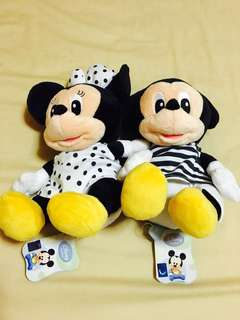 (NEW) Mickey Mouse - Male & Female