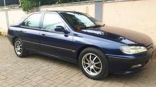 Peugeot 406 ST Th 1997 Manual