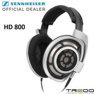 Sennheiser HD800 Open Back Reference Over-the-Ear Headphone