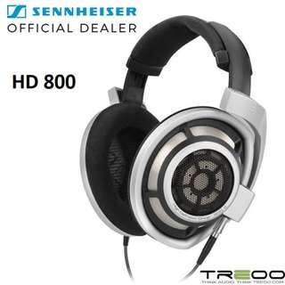 Sennheiser HD800 Open Back Reference Over-the-Ear Headphone