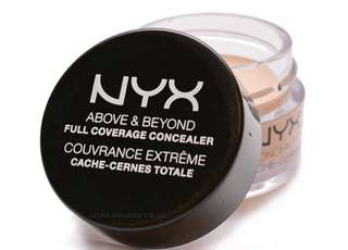 NYX Above and Beyond Full Coverage Concealer Jar