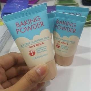 Baking Powder B.B Deep Facial Foam
