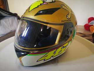 AGV Helmet k3 chicken