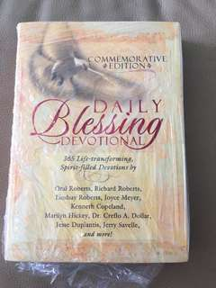 Daily Blessing Devotional