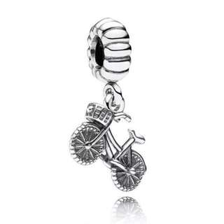 Looking For: Bicycle Charm from Pandora