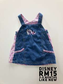 Disney Jeans Dress