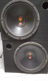 JBL GTX Series