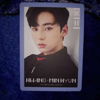 Wanna One's To Be One Sky Version - Minhyun PC