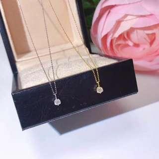 🚚 10分鑽石鎖骨鏈,價格已經上調了,再不買,只會越來越貴😘😘😘   出廠價 😱😱🌺