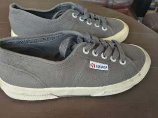 Superga gray