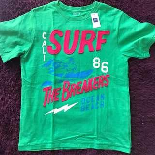 GAP Shirt Green