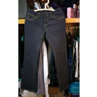 Personal Preloved jeans for women, sizes 30-31 stretchable, 5 pcs for only Php1,000.