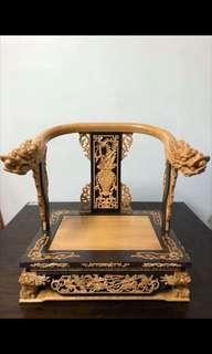 龙椅 神佛