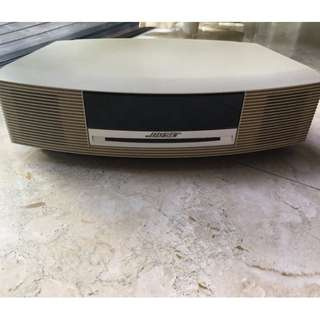 !BEST PRICE! BOSE Wave Music System I (White Colour)