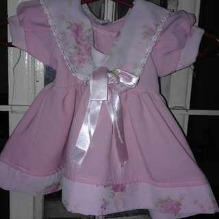 Baby Girl Dress 0-6 months