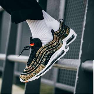Nike Air Max 97 Germany Camo Pack