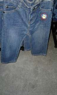 Seluar jeans kids offer now