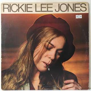 Rickie Lee Jones ‎– Rickie Lee Jones (1979 USA Original - Vinyl is Mint)