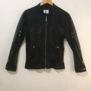 Jacket look a like bershka