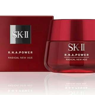 Sk2 R.N.A Radical New Age Creme