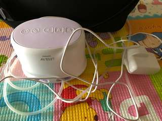 Avent double electric breastpump