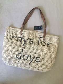 RUSH SALE! Beach Bag
