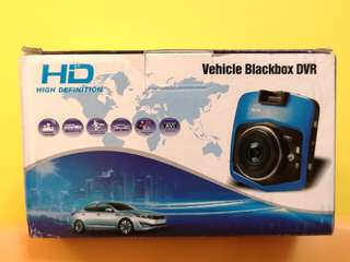 Car Camcorder Vehicle Blackbox DVR HD