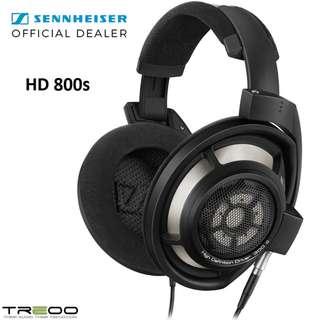 Sennheiser HD800s Open Back High-Resolution Over-the-Ear Headphone