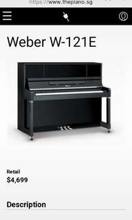 Weber W-121 EP