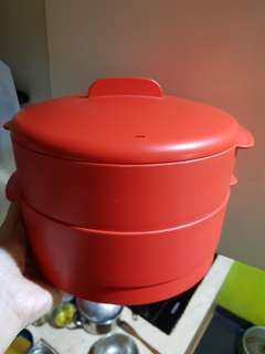 Tupperware Steamer